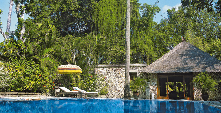 Luxury Pool Villa - The Oberoi Bali