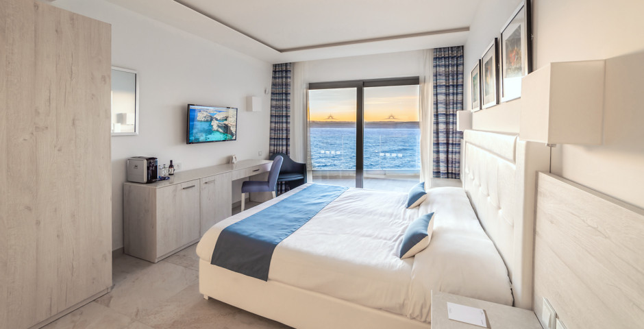 Deluxe Suite - Ramla Bay Resort