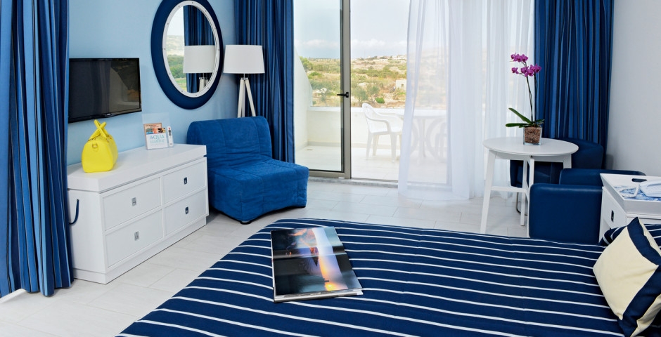 Doppelzimmer - db Seabank Resort + Spa