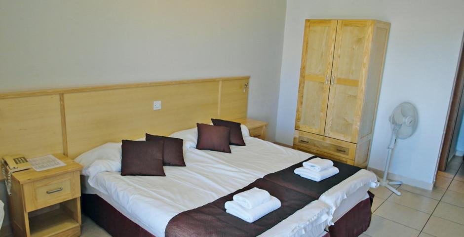 Doppelzimmer - Panorama Hotel