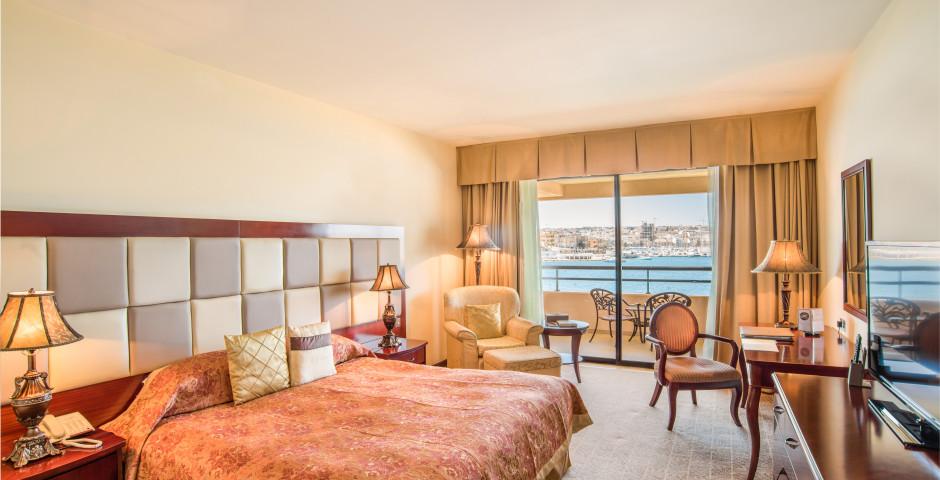 Doppelzimmer Deluxe - Grand Hotel Excelsior