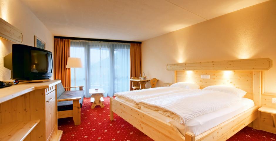Doppelzimmer Süd - Club-Hotel Davos