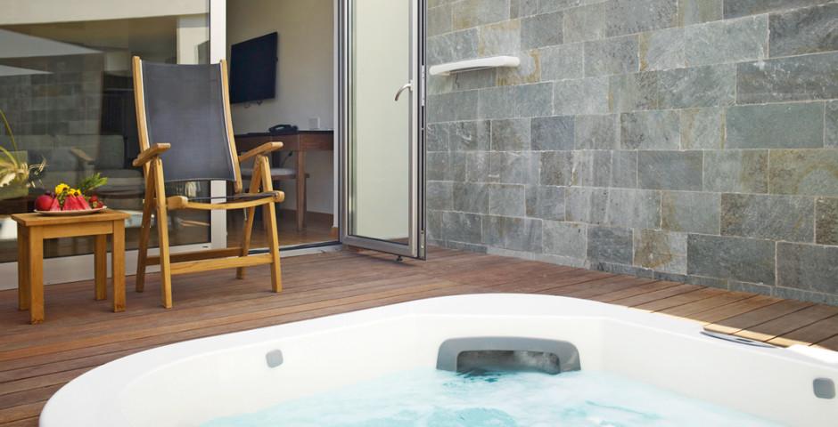 Duplex Suite mit Jacuzzi - Sunrise Pearl Hotel & Spa