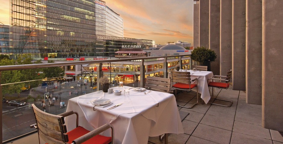 Restaurant Terrasse - Swissôtel Berlin