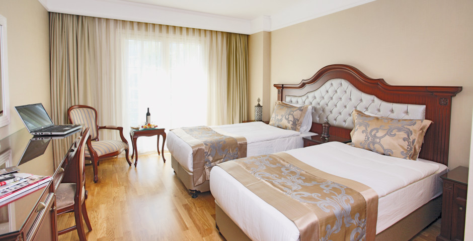 exemple chambre deluxe - Hôtel Recital