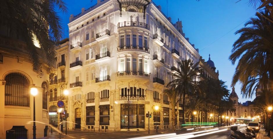 One Shot Palacio Reina Victoria