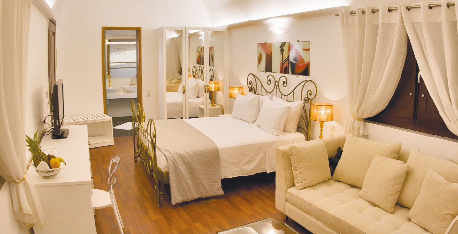 Royal Suite mit Whirlpool - La Mer Deluxe Resort