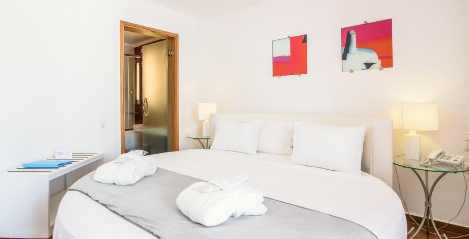 Doppelzimmer Deluxe mit Whirlpool - La Mer Deluxe Resort