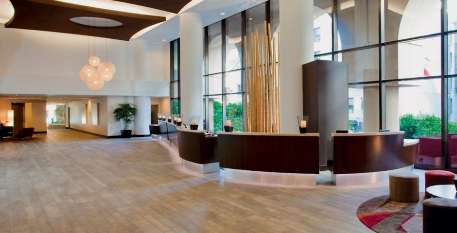Parc 55 Hotel - a Hilton Hotel