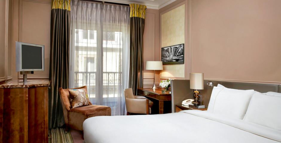 Wohnbeispiel Superior-Zimmer - Westin Paris Vendôme