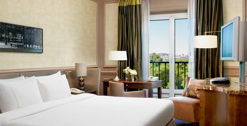 Wohnbeispiel View-Zimmer - Westin Paris Vendôme
