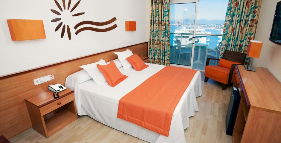 Beispiel Doppelzimmer - Hotel Las Vegas