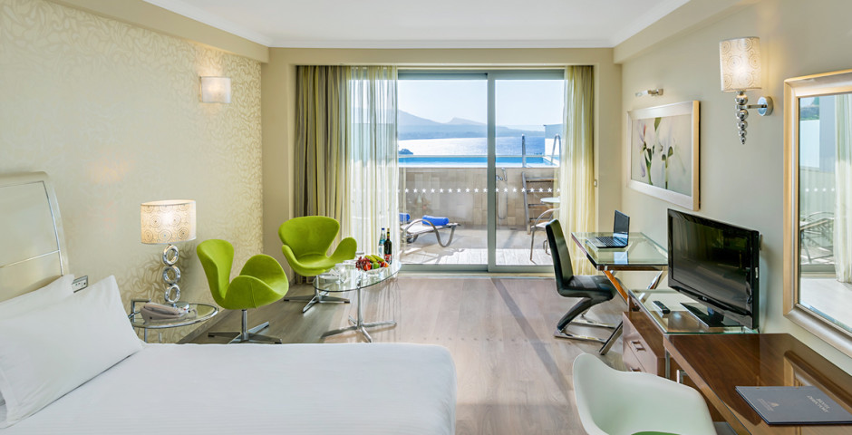 Doppelzimmer Deluxe mit privatem Pool - Atrium Platinum Luxury Resort Hotel & Spa