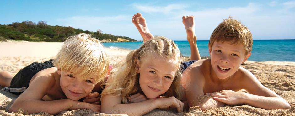 Vacances en famille - voyages avec enfants