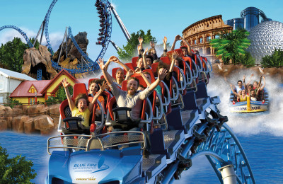 Europa-Park, Disneyland® Paris - Spass in Freizeitparks