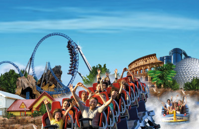 Europa-Park, Disneyland® Paris: Parcs d'attractions: