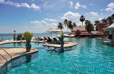Voyages de luxe - hôtel de luxe