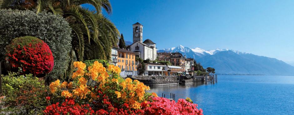 Montagnes et lacs - vacances avec Hotelplan