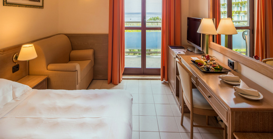 Doppelzimmer Executive - Atahotel Naxos Beach