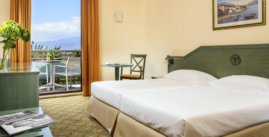 Doppelzimmer Classic - UNAHOTELS Naxos Beach Sicilia
