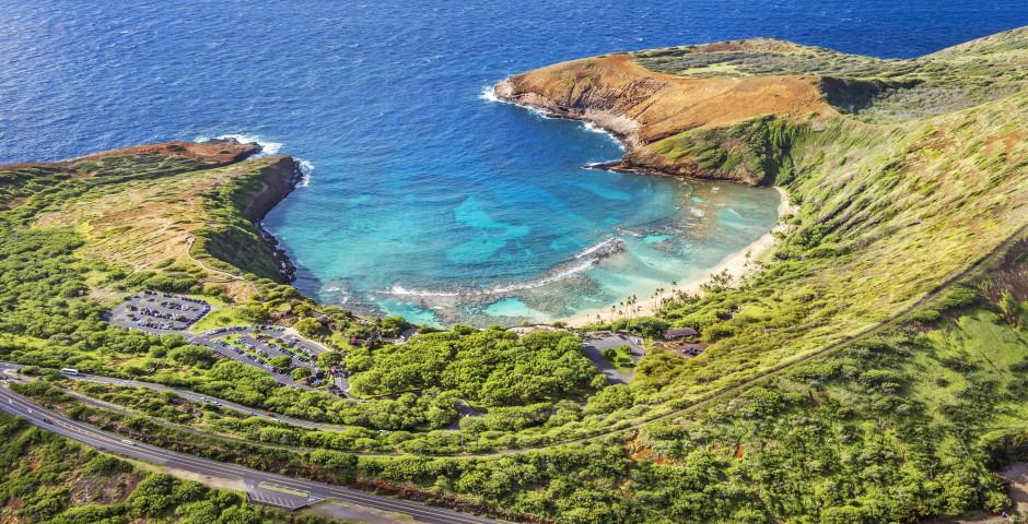 Baie de Hanauma - Oahu