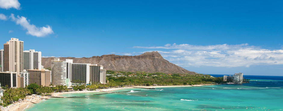 Honolulu/Waikiki Beach
