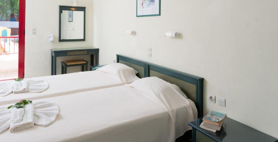 Dreibettzimmer - Thalassi Hotel