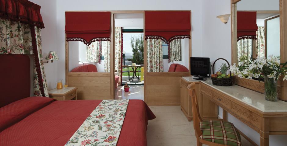 Familienzimmer - Mitsis Rinela Beach Resort & Spa