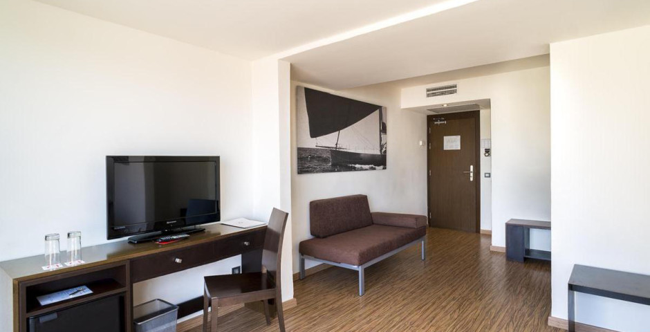 Chambre double - Nautic Hôtel and Spa