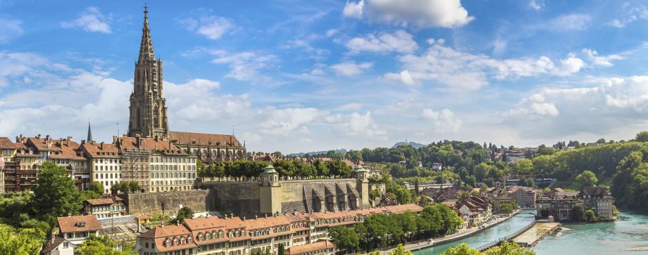 Des vacances au départ de Berne