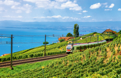 Nachhaltiges Reisen – Ferien mit dem Zug