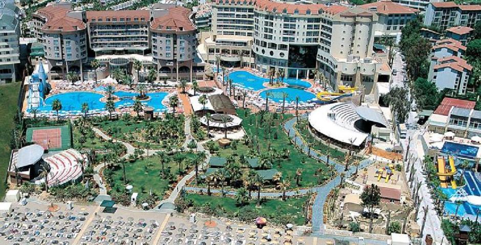 Kirman Arycanda De Luxe Hotel