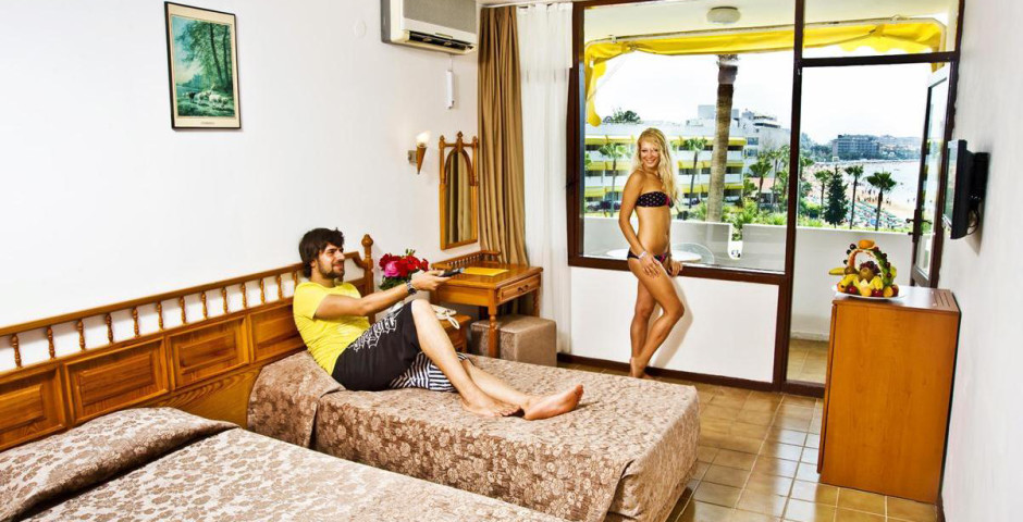 Yalihan Aspendos (ex. Ulusoy Aspendos Hotel Alanya)