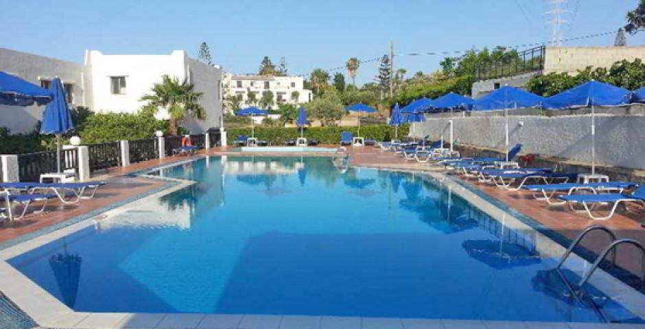 Dimitra Hotel Chers