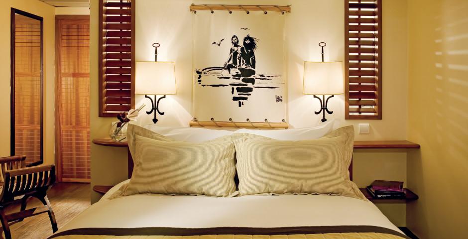 Chambre double - Hôtel Bakoua