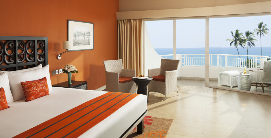 Chambre Deluxe Delight Seaview