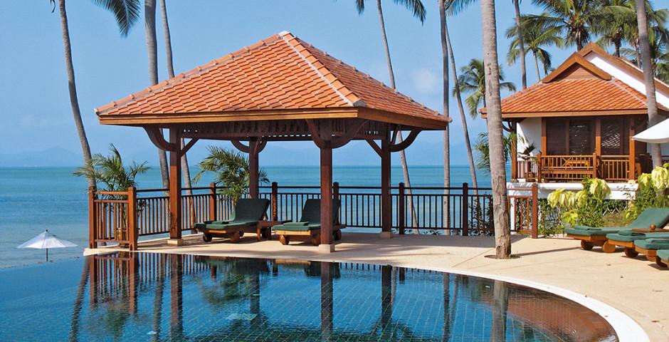 Belmond napasai koh samui tha lande hotelplan - Complexe mandala beach villas koh samui en thailande ...