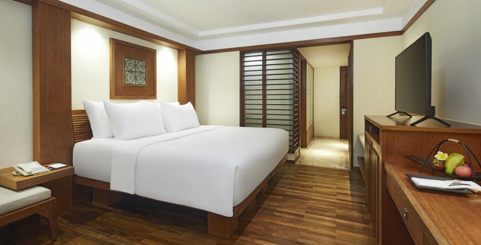 Doppelzimmer - Meliá Bali