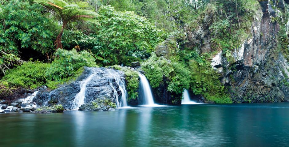 Cascade Grand-Galet - La Réunion