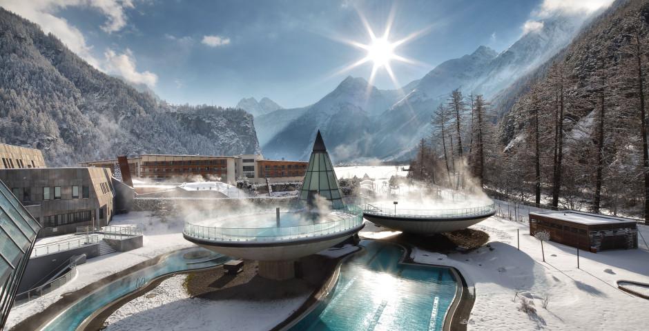 AQUA DOME – Tirol Therme Längenfeld