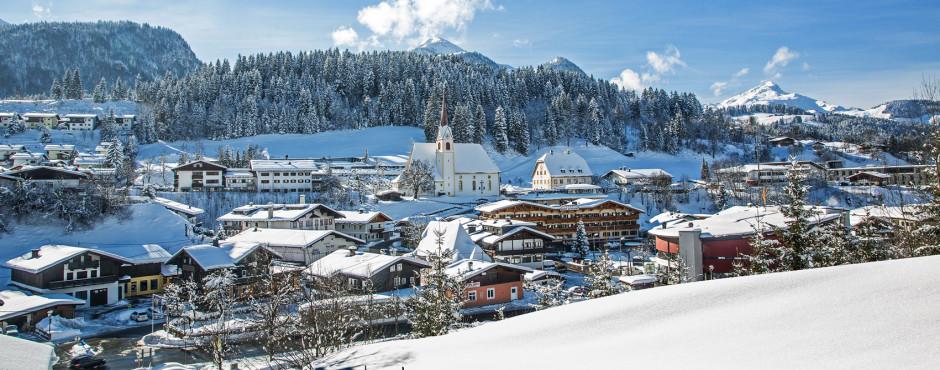 Fieberbrunn im Winter / © rol.art-images