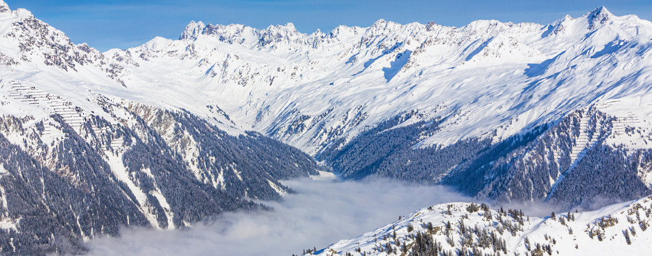 Vacances de neige à Gaschurn