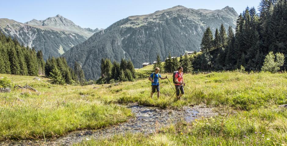 Faire de la randonnée à Gaschurn - Gaschurn