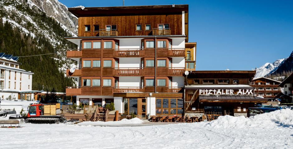 PIZ Hotel - Skipauschale