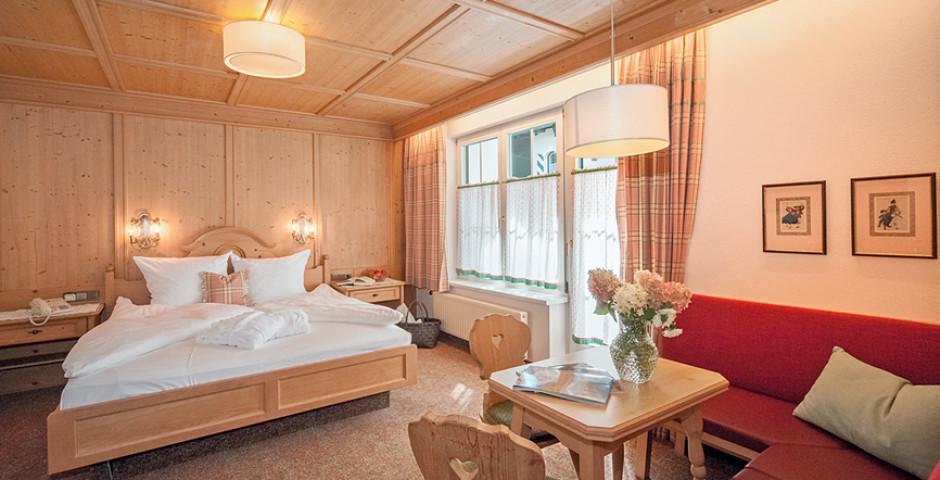 Doppelzimmer - Alpendomizil Neuhaus Hotel & Spa