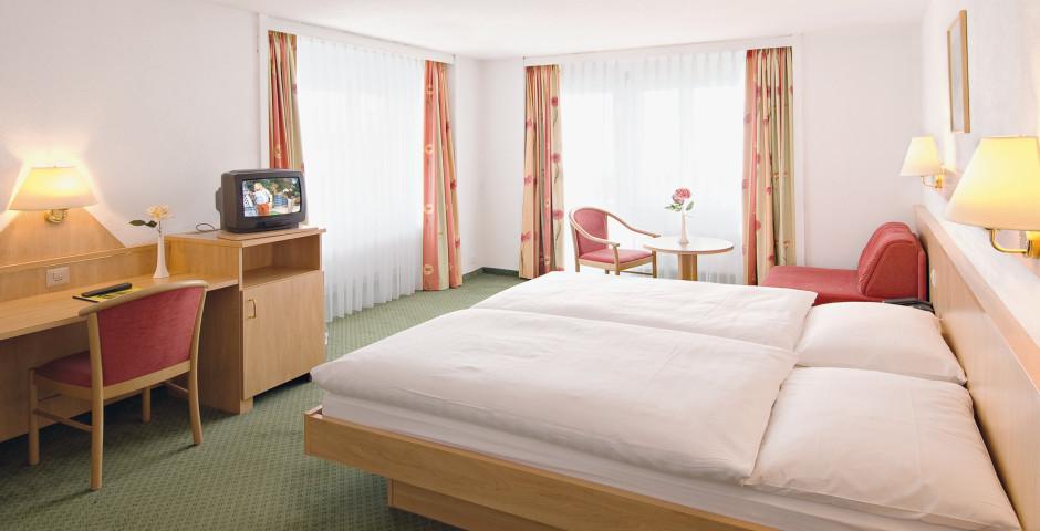 Chambre double Ouest/Nord - Hôtel Gornergrat