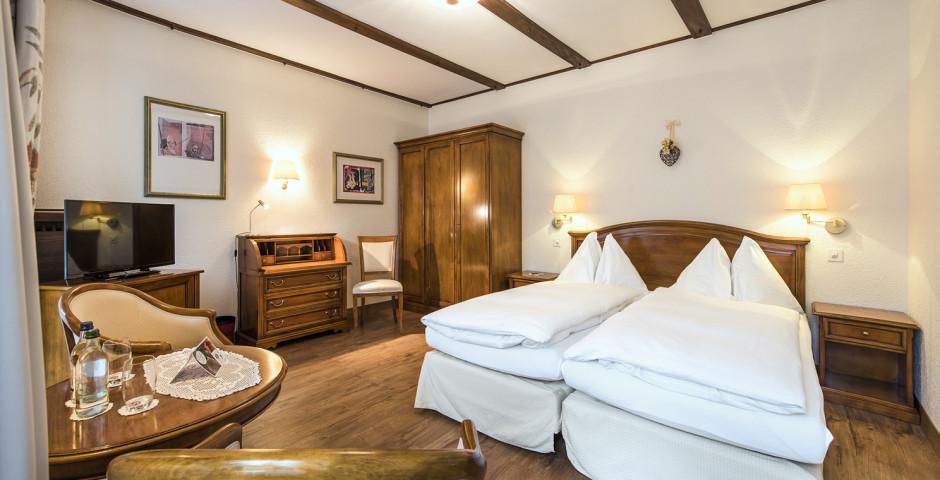 Doppelzimmer Classic Balkon - Sunstar Hotel Saas-Fee