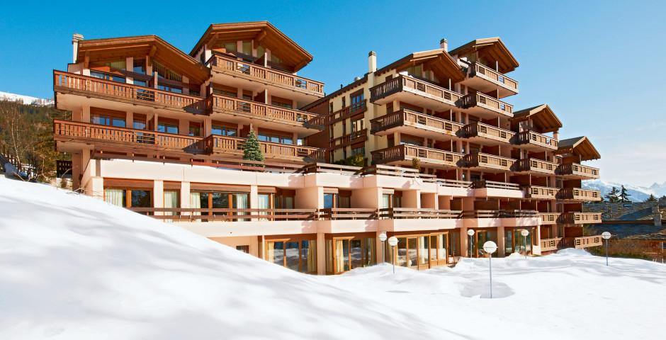 Helvetia Intergolf - Appartements