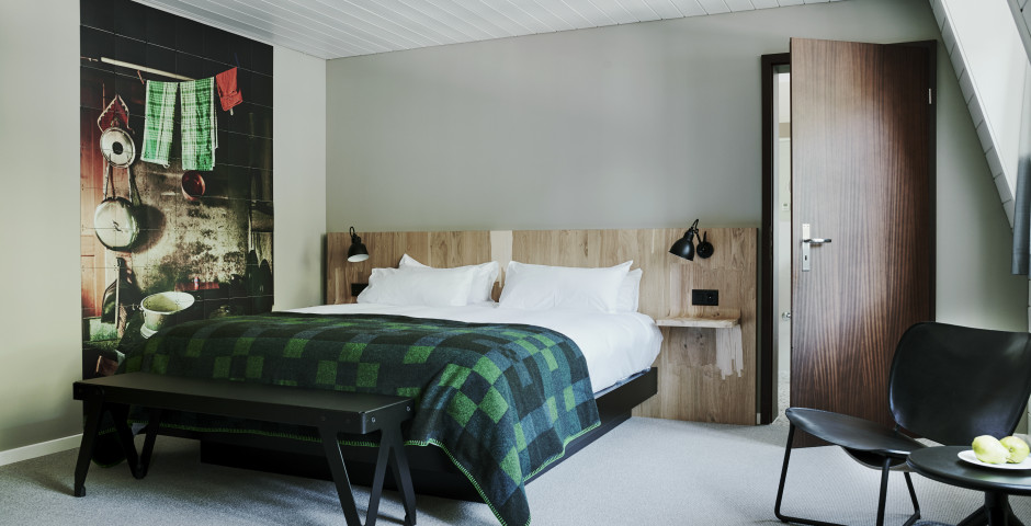 Chambre double Deluxe - The Cambrian Hotel & Spa - Forfait ski