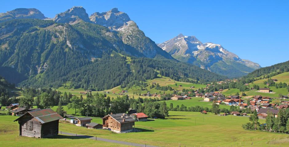 Gsteig bei Gstaad - Gstaad
